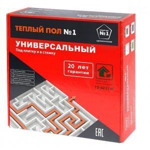Нагревательный кабель Теплый пол №1